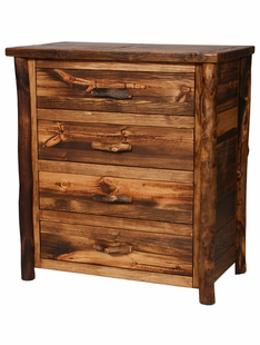 HOMESTEAD 4 DRAWER CHEST