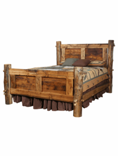 HOMESTEAD BED (STANDARD PANEL BED)