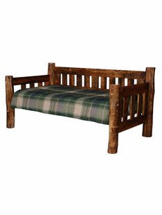 HOMESTEAD PINE AND ASPEN DAY BED