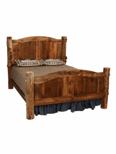 HOMESTEAD PRAIRIE BED (ARCHED PANEL BED-NEW DESIGN)