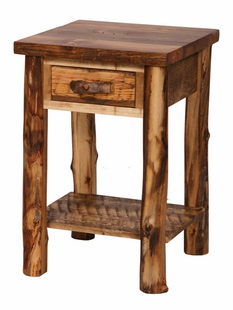 HOMESTEAD SIDE TABLE WITH DRAWER