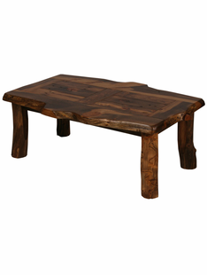 HOMESTEAD  WILD EDGE COFFEE TABLE