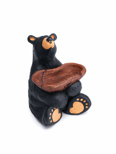 Jeeves Bear Figurine
