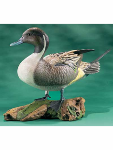 Limited Edition Decoys by Roger Desjardins