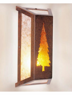 LONE TREE WALL SCONCE