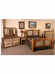Natural Barnwood Furniture Collection