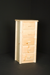 NORTHWOODS 5 DRAWER LINGERIE CHEST
