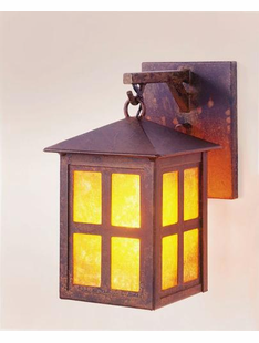 OLD FAITHFUL HANGING WALL SCONCE SMALL