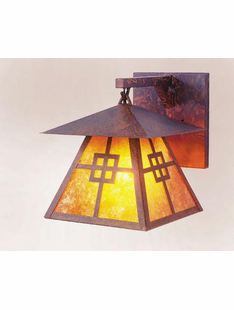 PRAIRE HANGING WALL SCONCE