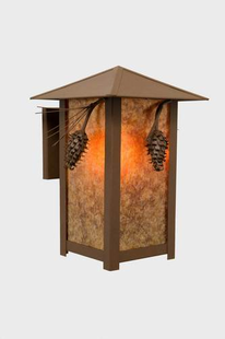 RIDGE TOP PONDEROSA PINE SCONCE
