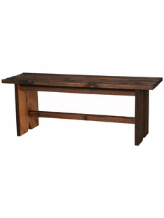RUSTIC HERITAGE BENCH 4'