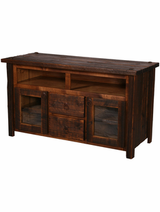 RUSTIC HERITAGE TV CONSOLE