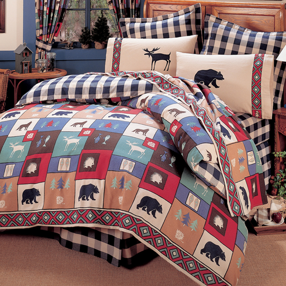 The Woods Bedding