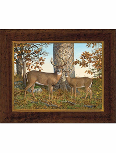 Timeless Magic Deer PERSONALIZED