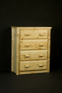 WILDERNESS 4 DRAWER CHEST