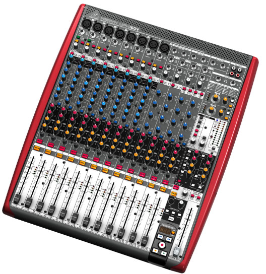 behringer ufx1604 premium 16 input 4 bus mixer with 16x4 usb firewire interface 16 track usb. Black Bedroom Furniture Sets. Home Design Ideas