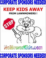 <font color=990000><b>NO MOWER</b></font color=990000><br>Kids.com