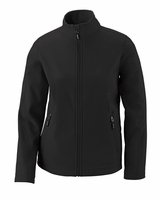 Ash City - Core 365 Ladies' Cruise Two-Layer Fleece Bonded Soft Shell Jacket