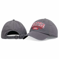 Fahrenheit Garment Washed Cotton Embroidered Baseball Hat