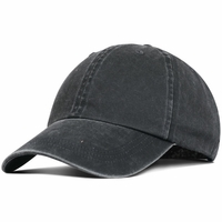 Fahrenheit Limited Edition Washed Cotton Pigment Dyed Cap