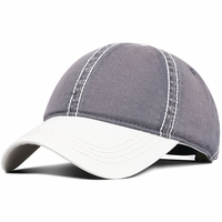 Fahrenheit Vintage Washed Cotton With Chain Stitching Cap