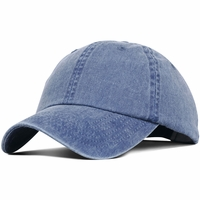 Fahrenheit Youth Washed Cotton Pigment Dyed Cap