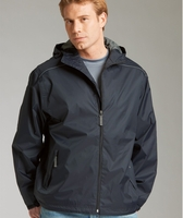 Nor'easter Waterproof Windproof and Breathable hi-tech HydraLyte Nylon Logo Jacket