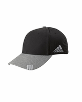 Personalized adidas Golf Collegiate Heather Front-Hit Cap