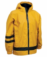 Personalized Charles River Children's New Englander Rain Jacket