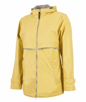 Personalized Charles River Women's New Englander Rain Jacket