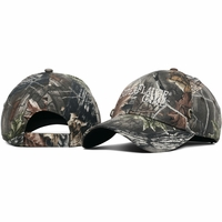 Personalized Fahrenheit Superflauge Camo Cap
