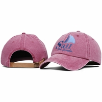 Personalized Fahrenheit Washed Cotton Pigment Dyed Cap
