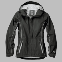 Personalized Storm Creek Women's 'Steph' Polyester Full-Zip Raincoat