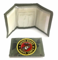 Military, Wholesale, Bulk, Buy, Sell, 101WLT3 Marines. Military Wallet