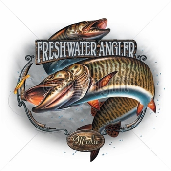 Wholesale Clothing, Plus Sizes, S-5XL, Fishing T Shirts
