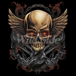 Skull T Shirts, Cheap Online Sale At Wholesale Prices - Candy Skull - 19553-A-450x450[1]
