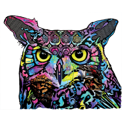 Shop Owl Design T-Shirts & Shirt Designs, Custom T-Shirts, Wholesale Bulk T Shirts Cheap - 20823NBT4