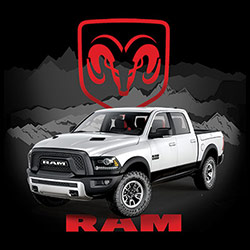 Wholesale Clothing Apparel - Dodge Ram T Shirts Suppliers, Apparel, Wholesale, Gildan, Hoodies, Sweatshirts, Big and Tall, Long Sleeve, Short Sleeve, Men's, Ladies, Kid's - 21538D1-1