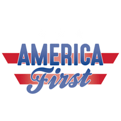 Patriotic America First Fashion Design T-Shirts & Shirt Designs, Custom T-Shirts, Wholesale Bulk T Shirts Cheap - 21689E4