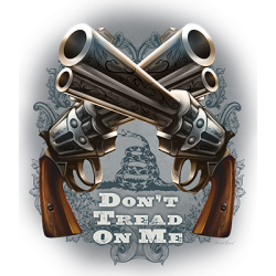 Gun Don't Tread on me Wholesale Fashion Clothing Apparel Products - Graphic Tees Wholesale in Bulk Suppliers - 21944D2