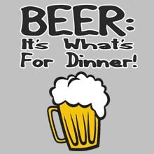 Wholesale Funny Beer Dinner Products T Shirts Hats for Resale Online - 22407
