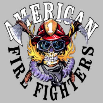 Men's Women's Adult Wholesale Clothing - Custom Personalized American Firefighters Wholesale Bulk Shirts Miscellaneous T Shirts For Sale - 3959_o_rp-400x400