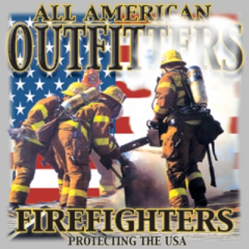 Wholesale Clothing Apparel - Firefighters T Shirts Suppliers, Wholesale Bulk Miscellaneous T Shirts For Sale - 4637_o_rp-400x400