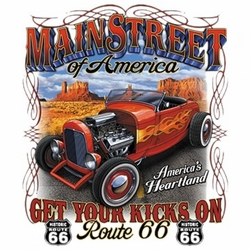 T-shirts Wholesale, Men's, Classic Cars, Muscle Classic Car Clothing & Apparel - T-Shirts Hats - Wholesale - A5313E
