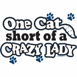 T-Shirts Wholesale,Funny Cat Lady Clothing Wholesale T-Shirts - A6335H