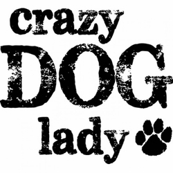 T-Shirts Wholesale,Funny Crazy Dog Lady Clothing Wholesale T-Shirts - A8078C