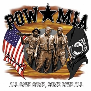 Custom Personalized Pow Mia Patriotic T Shirts, Wholesale, Bulk, Supplier - MSC Distributors - a8737f