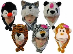 Wholesale Convenience Store Supplies - ANIMAL HELMET HAT