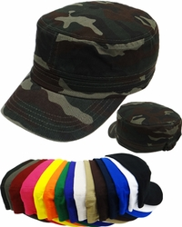 Wholesale Clothing, Products Resale Online - Blank hats, Beanies, Trucker Hats, Snapback Hats and more, Wholesale Prices - BC-095 Elastic Castro