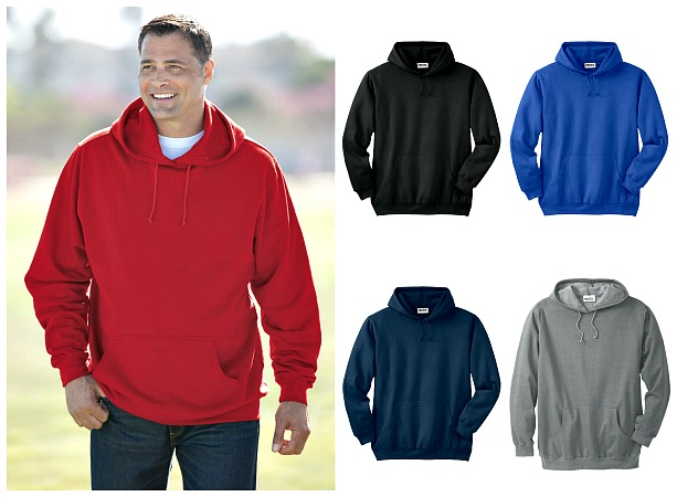 Wholesale Clothing Suppliers USA, Big Men's Pullover Hoody (2x to ...